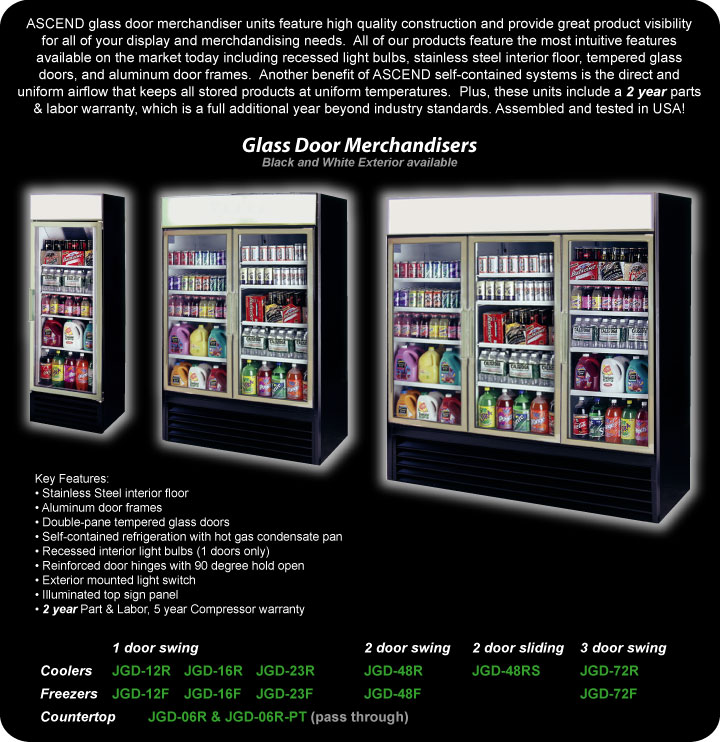 Hm Company Usa Commercial Refrigeration Equipment And Reach In
